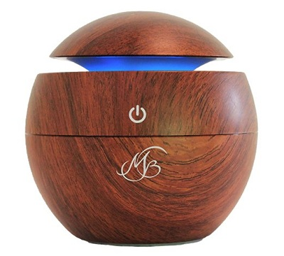mystical breath aromatherapy diffuser